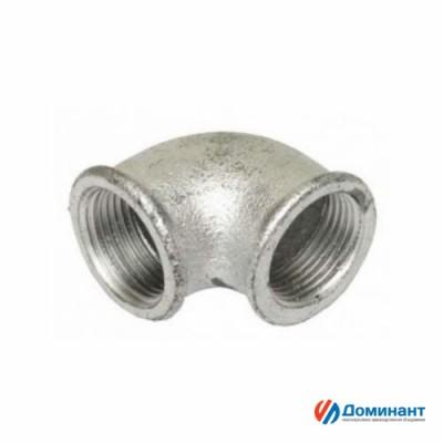 Отвод  90°вн-вн нержавеющий AISI304 Ду32 (1 1/4'' 42,4мм)