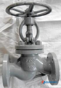 Вентиль стальной фланцевый 15с22нж Ду32 Ру40