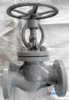 Вентиль стальной фланцевый 15с22нж Ду15 Ру40